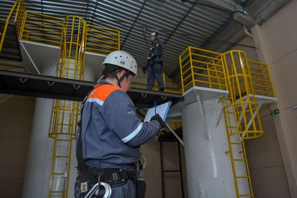 Curso para NR35/08h - Reciclagem - Supervisor de Trabalho em Altura