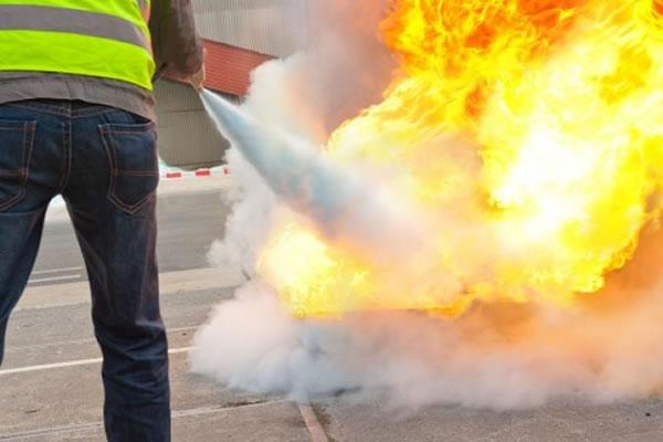 Curso para RT14/05h - Treinamento de Prevenção e Combate à Incêndio